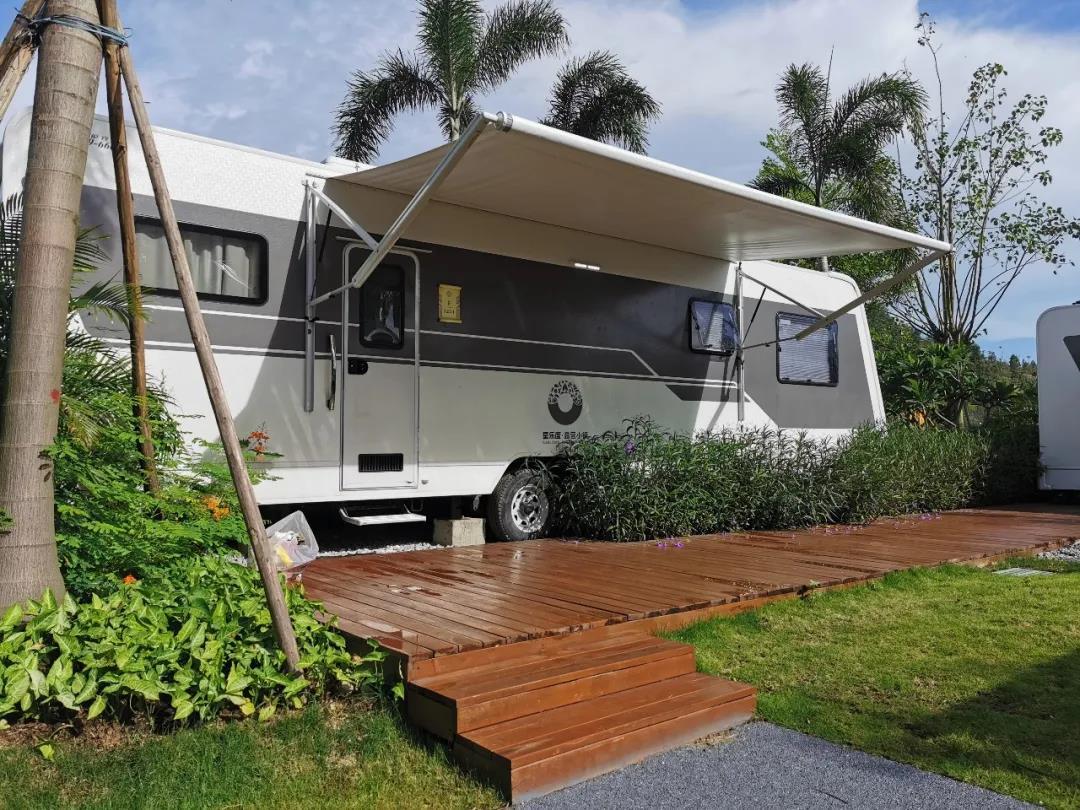 这个珠海之滨的露营地,藏着亚洲最大的无动力世界!